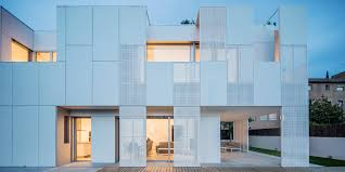 gallery of single family house castelldefels ral 15 family