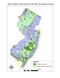 State Of New Jersey Map by Maps Nj Green Space