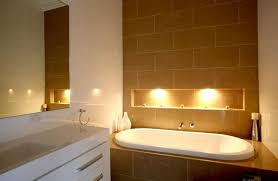 use lighting to brighten up your bathroom tips hipages com au