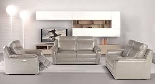 magasin de canapé cuir canapé contemporain cuir haut de gamme