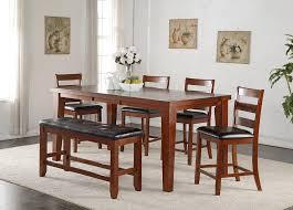 Dining Room Sets San Antonio 6pc Counterheight Dinette Set Bel Furniture Houston U0026 San Antonio