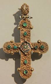byzantine crosses v a byzantine cross pendant byzantine empire and pendants