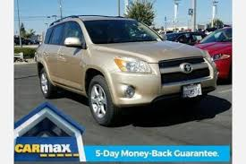toyota rav4 gold used 2010 toyota rav4 for sale pricing features edmunds