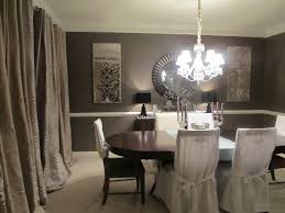 Two Tone Dining Room Paint Fascinating Two Tone Dining Room Color Ideas Images Ideas House