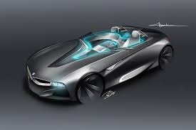 bmw supercar concept bmw and toyota plug in hybrid supercar codenamed u201csilk road 2 u201d gas 2
