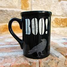 painted halloween mug u2014 crafthubs