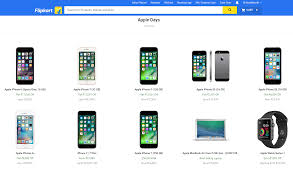 flip kart flipkart apple days sale offering up to rs 20 000 discount on iphones