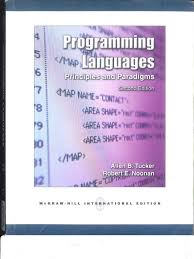 programming languages principles and paradigms 2nd edition by