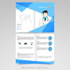 healthcare brochure templates free brochure template vector premium