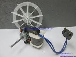 broan nutone replacement fan motor kits 3 broan nutone 97012038 electric vent fan motor blower wheel kit
