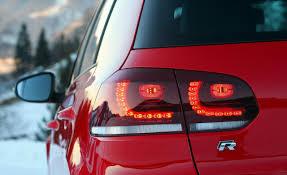 vw led tail lights genuine vw golf r taillights led retrofit kit rhd oem 5k0945093ag