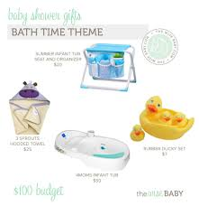 theme gifts baby shower gifts bath time theme the wise baby