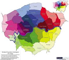 Greenwich England Map by London U0027s Banking Boom And Hedgehog Crisis Revealed In
