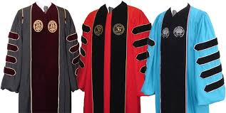 academic hoods presidential regalia by oak cap gown