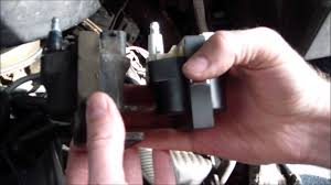 how to replace the ignition coil on a gmc safari or astro van