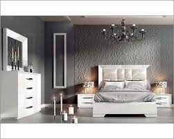 bedroom dazzling white finish modern bedroom set made in italy