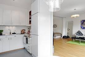 10 Small e Room Apartments Featuring A Scandinavian Décor