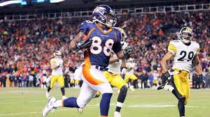 demaryius thomas stats videos highlights pictures bio