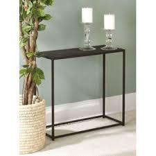 Metal Console Table Metal Console U0026 Sofa Tables You U0027ll Love Wayfair