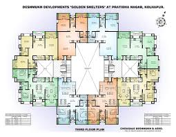 apartments house plans with separate mother in law suite to