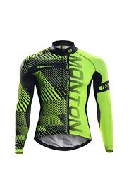 hi vis winter cycling jacket monton mens winter thermal cycling jersey hi vis fleece cycling