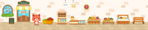 Wooden Designer Shelf Pet Society by Happy Pet Story Theme Rooms List