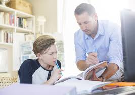 sample narrative report for preschool how to write a homeschool progress report father helping teenage son with his homework