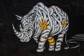 graffiti wall mural free stock photo negativespace street art rhino wall graffiti paint art design