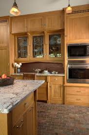 Arts And Crafts Style Kitchen Cabinets A Client U0027s Experience Arts U0026 Crafts Kitchen David Heide Design