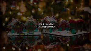 christmas lights photography background wallpaper