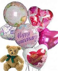 balloons and teddy delivery anniversary balloons teddy same day gift delivery balloon