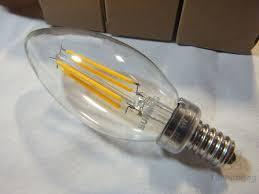 Led Light Bulbs 40 Watt Equivalent by Review Of Jingmin B11 3 5w Led Filament 2700k Soft White Bulb 40