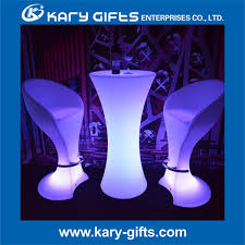Led Bistro Table Led Bistro Table Outdoor Led Bistro Table Outdoor Suppliers And