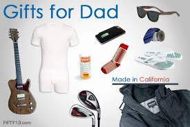 california gifts made in usa gifts for dads and gift