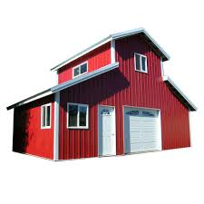house plans usa pole barns garage kits mn hansen pole buildings