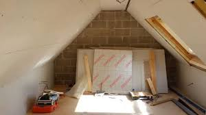garage loft conversion in bovey tracey 8 youtube