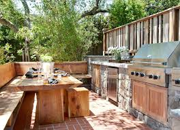 outdoor kitchen cabinet doors diy outdoor kitchen ideas 10 designs to copy bob vila