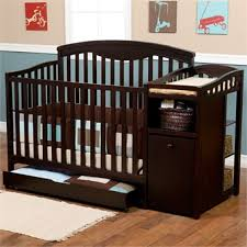 Baby Crib With Changing Table This Is The Same One I Registered For Kaili And I Still It