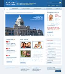 free bootstrap templates for government government psd template 56157