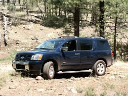 lifted nissan armada 2006 nissan armada review