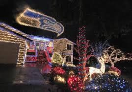 seahawks light up sign hawk house goes dark seahawks themed christmas light show too much