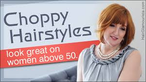 choppy hairstyles for over 50 smart and stylishly short shaggy hairstyles for women over 50