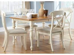 dining room table ls liberty furniture dining room opt 5 piece rectangular table set 303