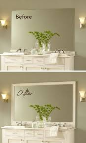 Mirror In The Bathroom by 562 Best Bathrooms Images On Pinterest Bathroom Ideas Bathroom