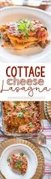 Lasagna Recipe Cottage Cheese by Cottage Cheese Lasagna