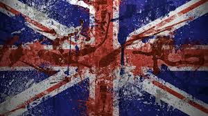 British Flag With Red Union Jack Wallpapers Wallpaper Cave