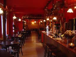 Wohnzimmer Bar Restaurant Das Knoblauchrestaurant In Berlin