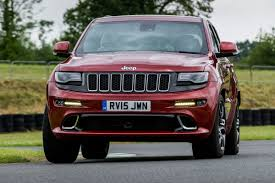 audi jeep 2015 jeep grand cherokee srt review auto express