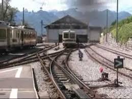 treno cremagliera cremagliera aigle leysin n 2