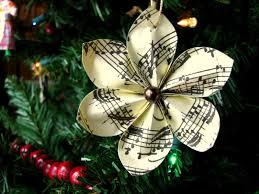 the mercy diy flower sheet ornaments